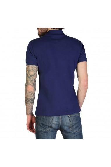 Tricou Versace Jeans B3GTB7P3_36571_221 Albastru