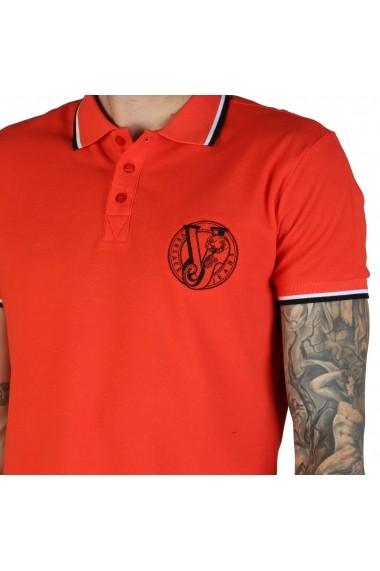 Tricou Versace Jeans B3GTB7P0_36571_531 Rosu