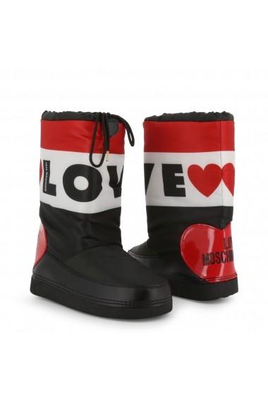Cizme Love Moschino JA24172G08JW_000A Negru