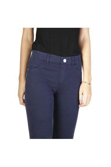 Pantaloni skinny Carrera Jeans 00767U_992AL_694 Albastru