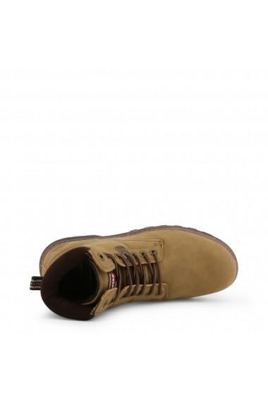 Ghete Carrera Jeans NEVADA-NBK_CAM921050_02ANTILOPE Maro
