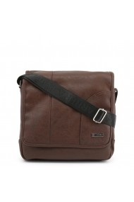 Geanta Carrera Jeans NEW-HOLD_CB1503_DKBROWN Maro