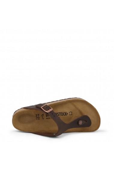 Papuci BIRKENSTOCK GIZEH_743831_HABANA n/a
