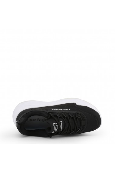 Pantofi sport casual Laura Biagiotti 5714-19 BLACK Negru