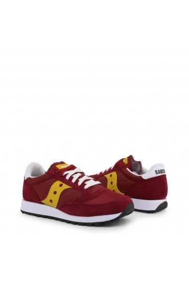 Pantofi sport Saucony JAZZ_S70368_80_MAROON-YELLOW Rosu