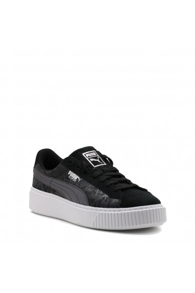 Pantofi sport Puma Suede_Platform_Safari-364594-03 Negru