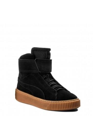 Pantofi sport Puma Puma_Platform_MidOW-364588-03 Negru