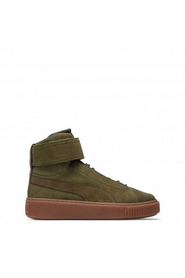 Pantofi sport Puma Puma_Platform_MidOW-364588-01 Kaki