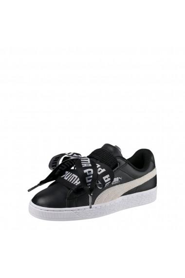 Pantofi sport Puma Basket_Heart_DEW-364082-01 Negru
