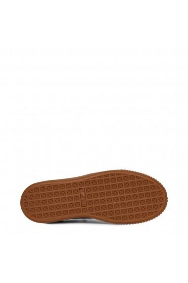 Pantofi sport Puma Basket_Platform_Pate-363314-08 Negru