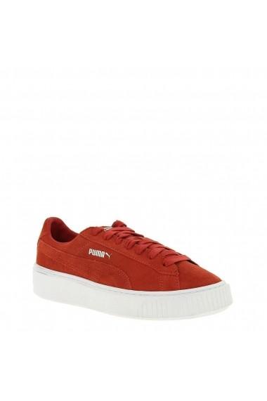 Pantofi sport Puma Suede_platform_Barbados-362223-03 Caramiziu