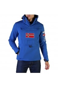 Jacheta Geographical Norway Terreaux_man_royalblue Albastru