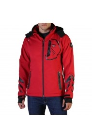 Jacheta Geographical Norway Tranco_man_red-black Rosu