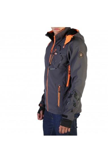 Jacheta Geographical Norway Tranco_man_dgrey-orange Gri
