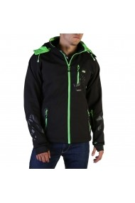 Jacheta Geographical Norway Tranco_man_black-green Negru