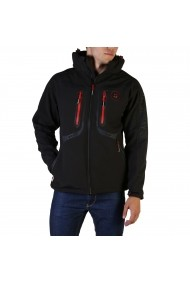 Jacheta Geographical Norway Tinin_man_black Negru