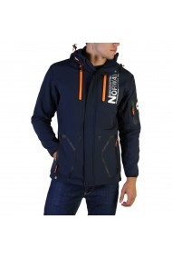 Jacheta Geographical Norway Tyreek_man_navy Albastru