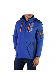Jacheta Geographical Norway Tyreek_man_royalblue Albastru