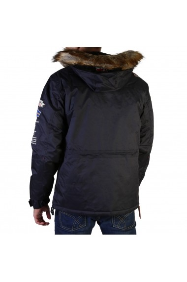Jacheta Geographical Norway Barman_man_navy Albastru