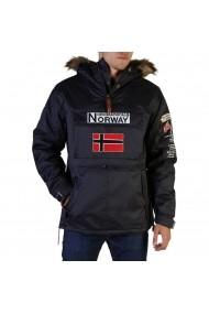 Jacheta Geographical Norway Barman_man_navy Albastru