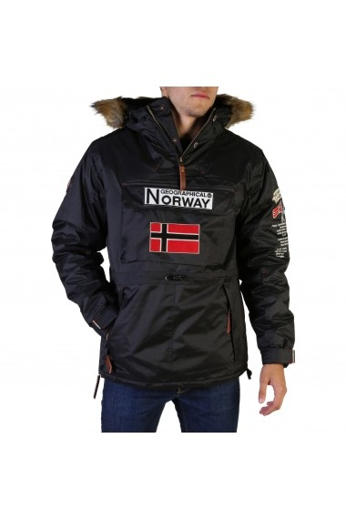 Jacheta Geographical Norway Barman_man_black Negru