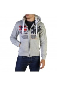 Pulover Geographical Norway Gasado_man_blendedgray Gri