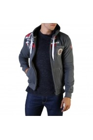 Pulover Geographical Norway Fespote100_man_darkgrey Gri