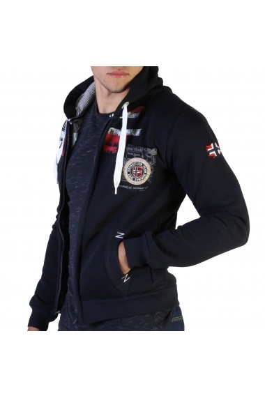 Pulover Geographical Norway Fespote100_man_navy