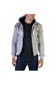 Pulover Geographical Norway Fespote100_man_blendedgrey Gri