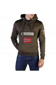 Pulover Geographical Norway Gymclass007_man_kaki