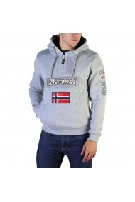 Pulover Geographical Norway Gymclass007_man_blendedgrey