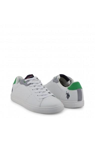 Pantofi sport U.S. Polo ASSN. JARED4051S9_Y1_WHI-GRE Alb
