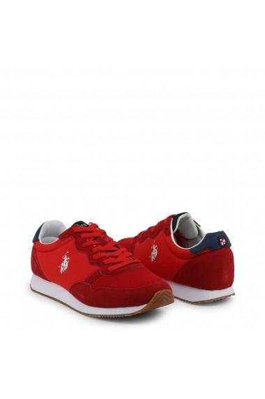 Pantofi sport U.S. Polo ASSN. JANKO4056S9_TS1_RED Rosu