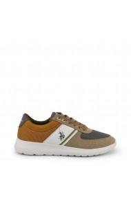 Pantofi sport U.S. Polo ASSN. FAREL4027S9_MY1_SAND-DKGR Maro