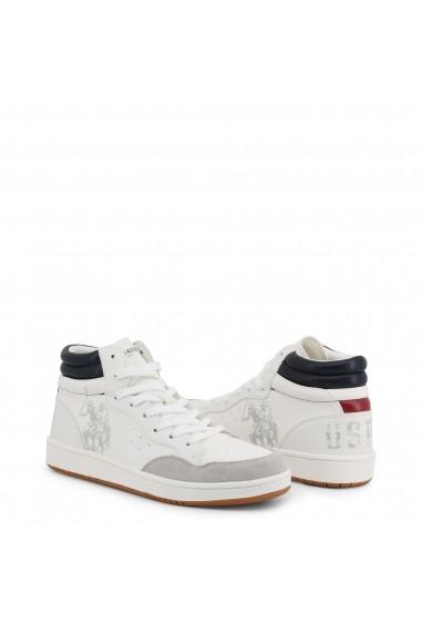 Pantofi sport U.S. Polo ASSN. ALWYN4116W9_YS1_WHI Alb