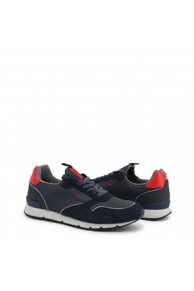 Pantofi sport U.S. Polo ASSN. MAXIL4058S9_YS2_DKBL-RED Albastru