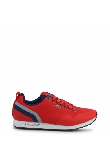 Pantofi sport U.S. Polo ASSN. FLASH4119W9_T1_RED Rosu