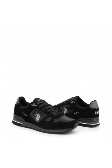 Pantofi sport U.S. Polo ASSN. FERRY4083W8_SY2_BLK Negru
