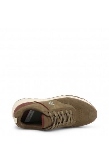 Pantofi sport U.S. Polo ASSN. AXEL4120W9_SY1_KAK Verde