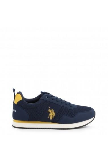 Pantofi sport U.S. Polo ASSN. NOBIL4250S0_MH1_BLU-YEL Albastru