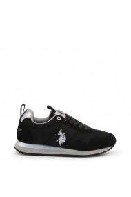 Pantofi sport U.S. Polo ASSN. NOBIW4156S9_YS1_BLK-SIL Negru