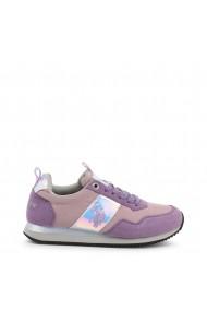 Pantofi sport casual U.S. Polo ASSN. NOBIW4156S9 NS1 LIL-OPAL Violet