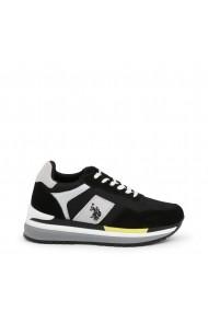 Pantofi sport casual U.S. Polo Assn. CHER4195S0 MS1 BLK-WHI