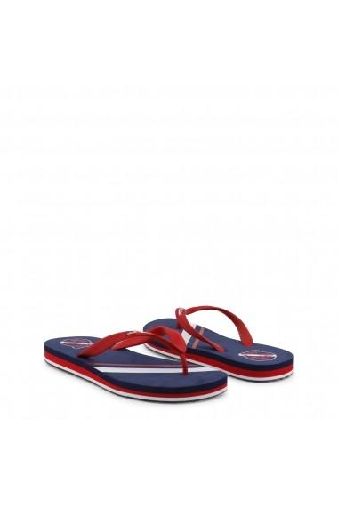 Papuci U.S. Polo ASSN. MELL4197S8_G2_DKBL-RED Bleumarin
