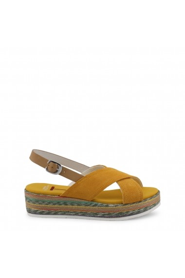 Sandale plate U.S. Polo ASSN. JENNA4081S9 S1 YEL Galben
