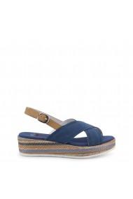 Sandale plate U.S. Polo ASSN. JENNA4081S9 S1 AVIO Albastru