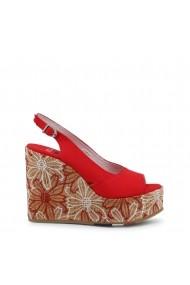 Sandale cu platforma U.S. Polo ASSN. GOLDY4072S9 T1 RED Rosu