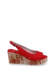 Sandale cu platforma U.S. Polo ASSN. DONET4173S9 T1 RED Rosu