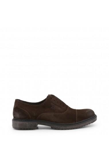 Pantofi Lumberjack THEO_SM52404-001_COFFE Maro