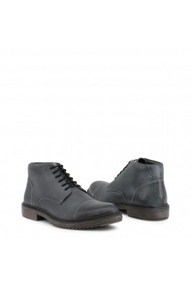 Pantofi Lumberjack THEO_SM52403-002_BLACK Negru